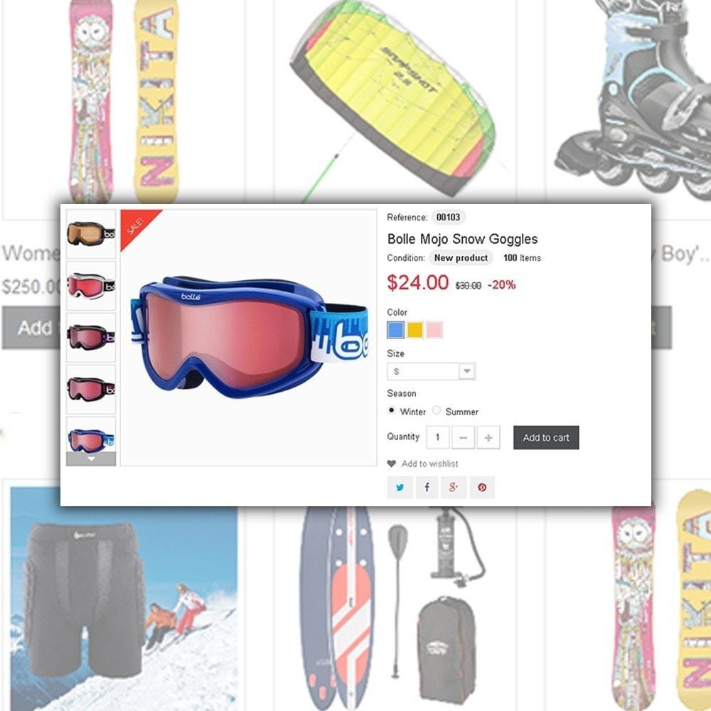theme - Sport, Loisirs & Voyage - Extreme - Vêtements pour les sports extrêmes thème - 4