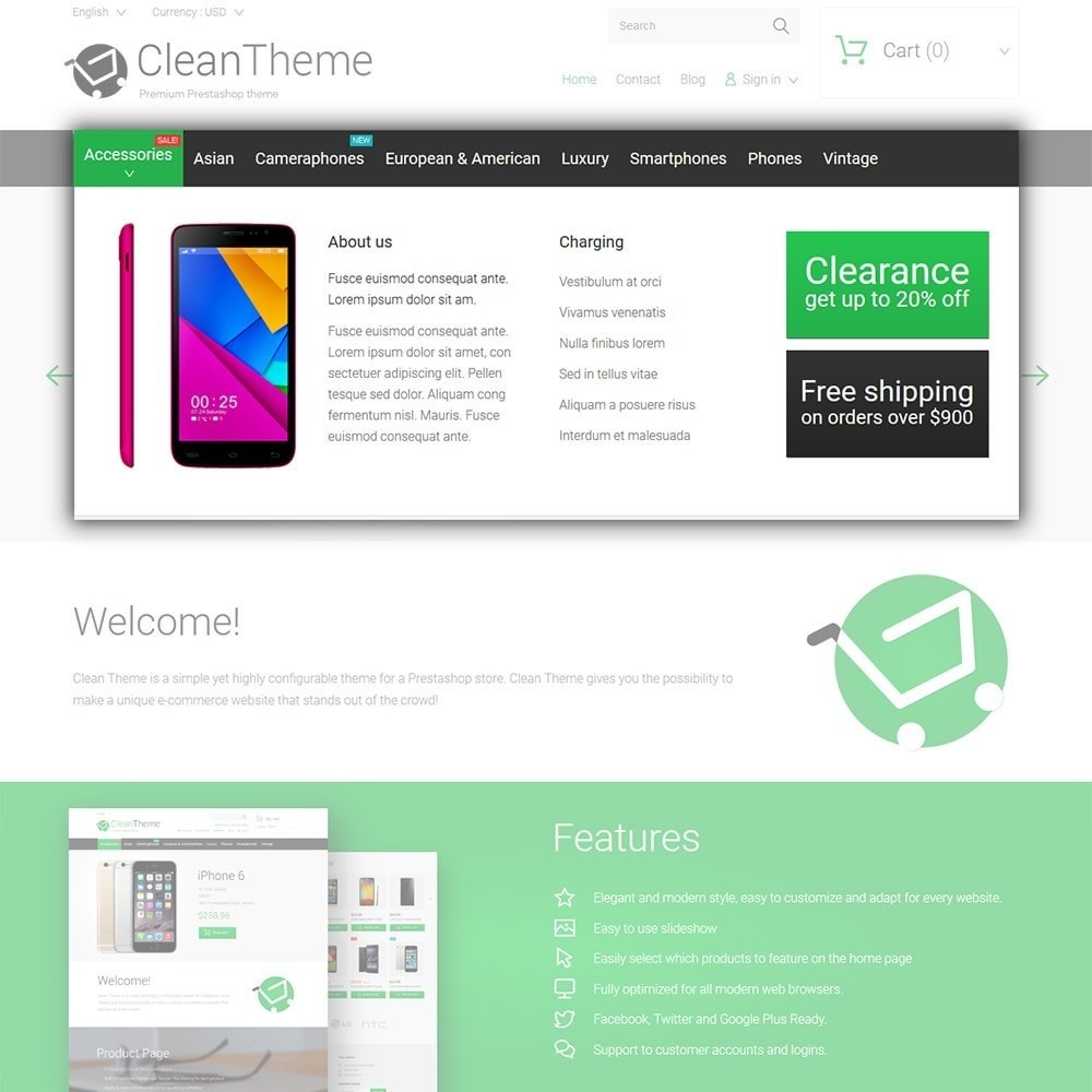 theme - Electronics & Computers - Clean Theme - 4