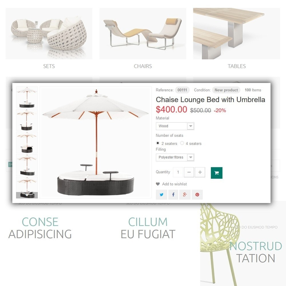 theme - Arte y Cultura - New Garden - 5
