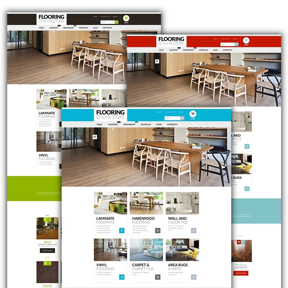 theme - Dom & Ogród - Flooring Online Store - 2