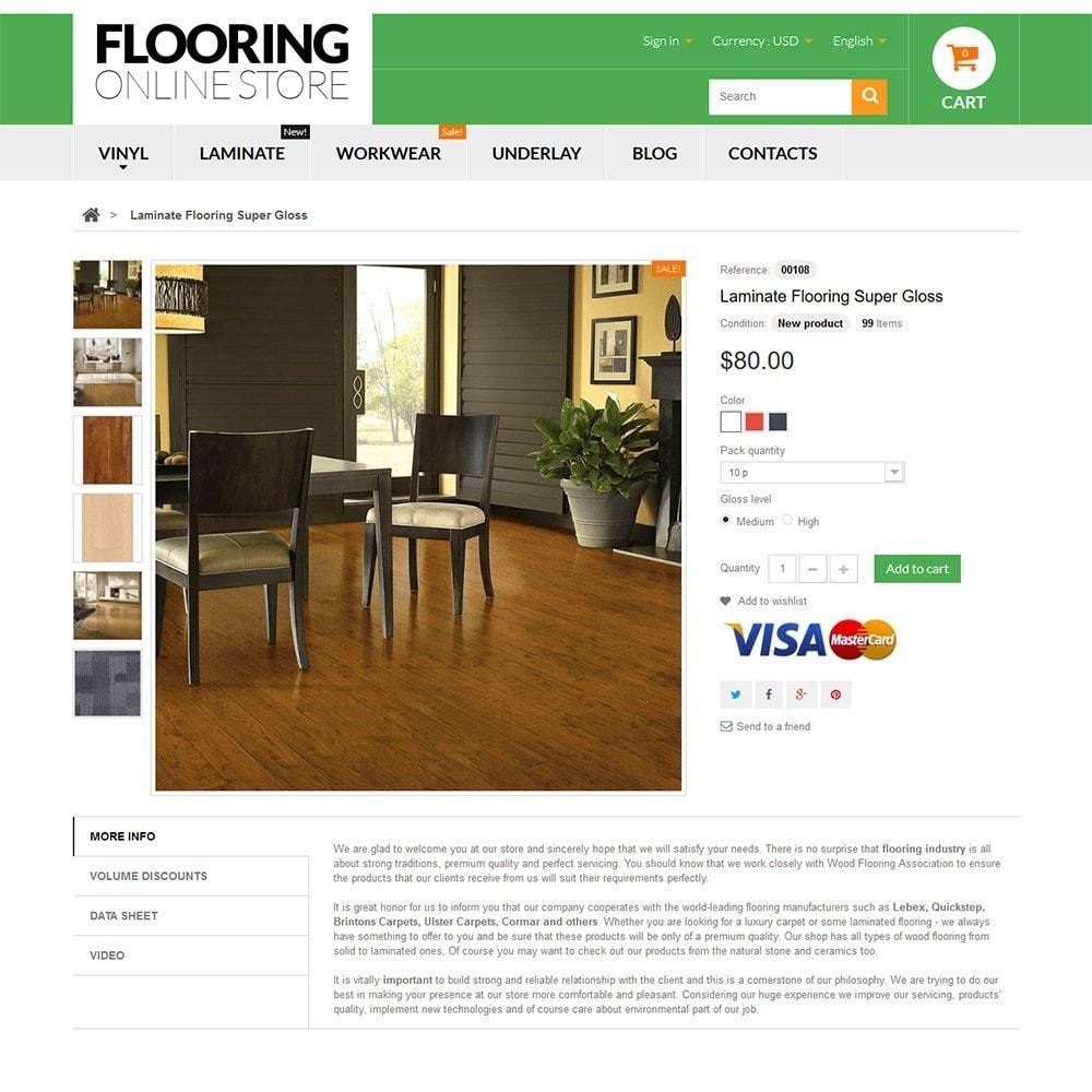 theme - Arte e Cultura - Flooring Online Store - 3