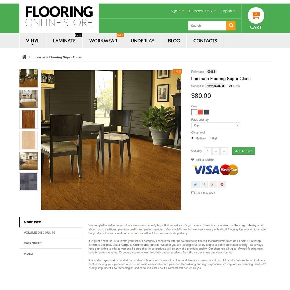 theme - Искусство и Культура - Flooring Online Store - 3