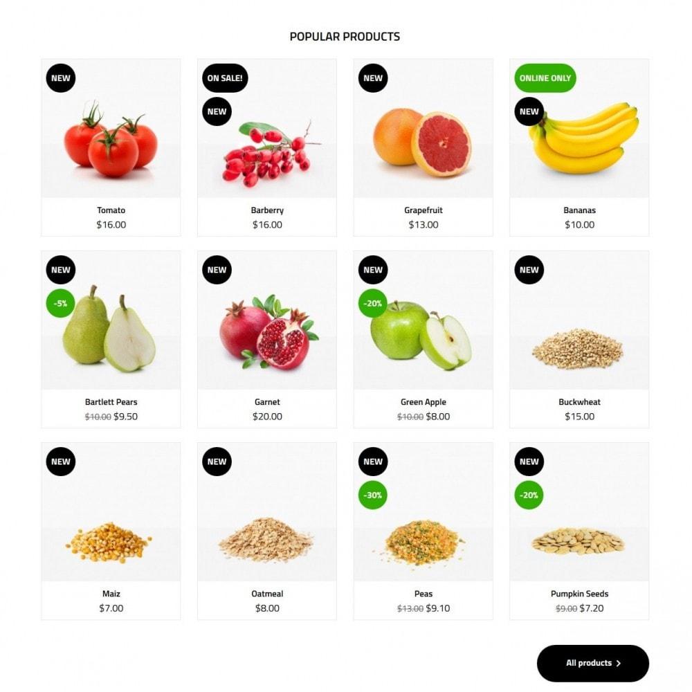 theme - Eten & Restaurant - Vegetarian - 3