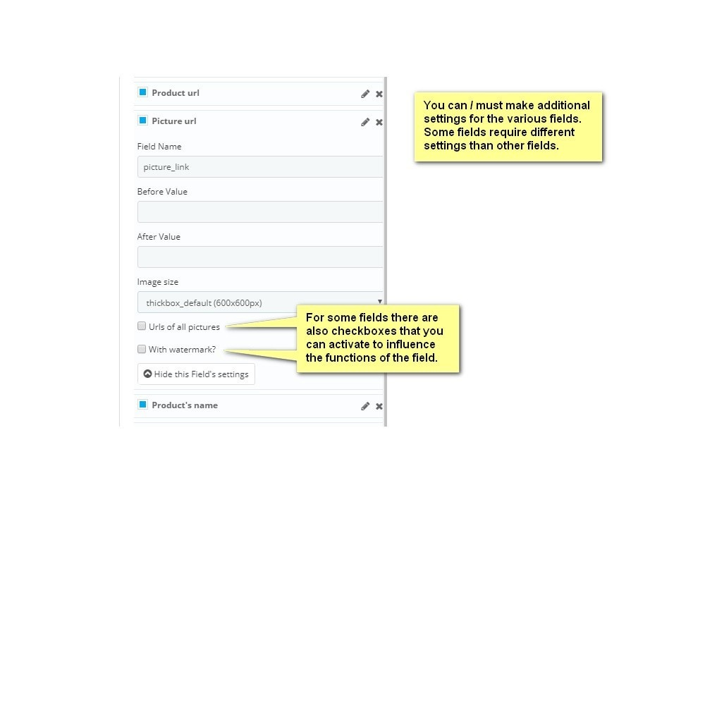 module - Data Import & Export - Moussiq - Extended Product CSV Export - 8