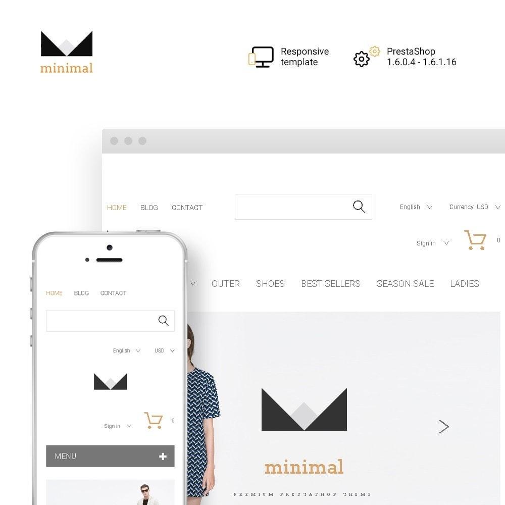 theme - Mode & Schuhe - Minimal - 1