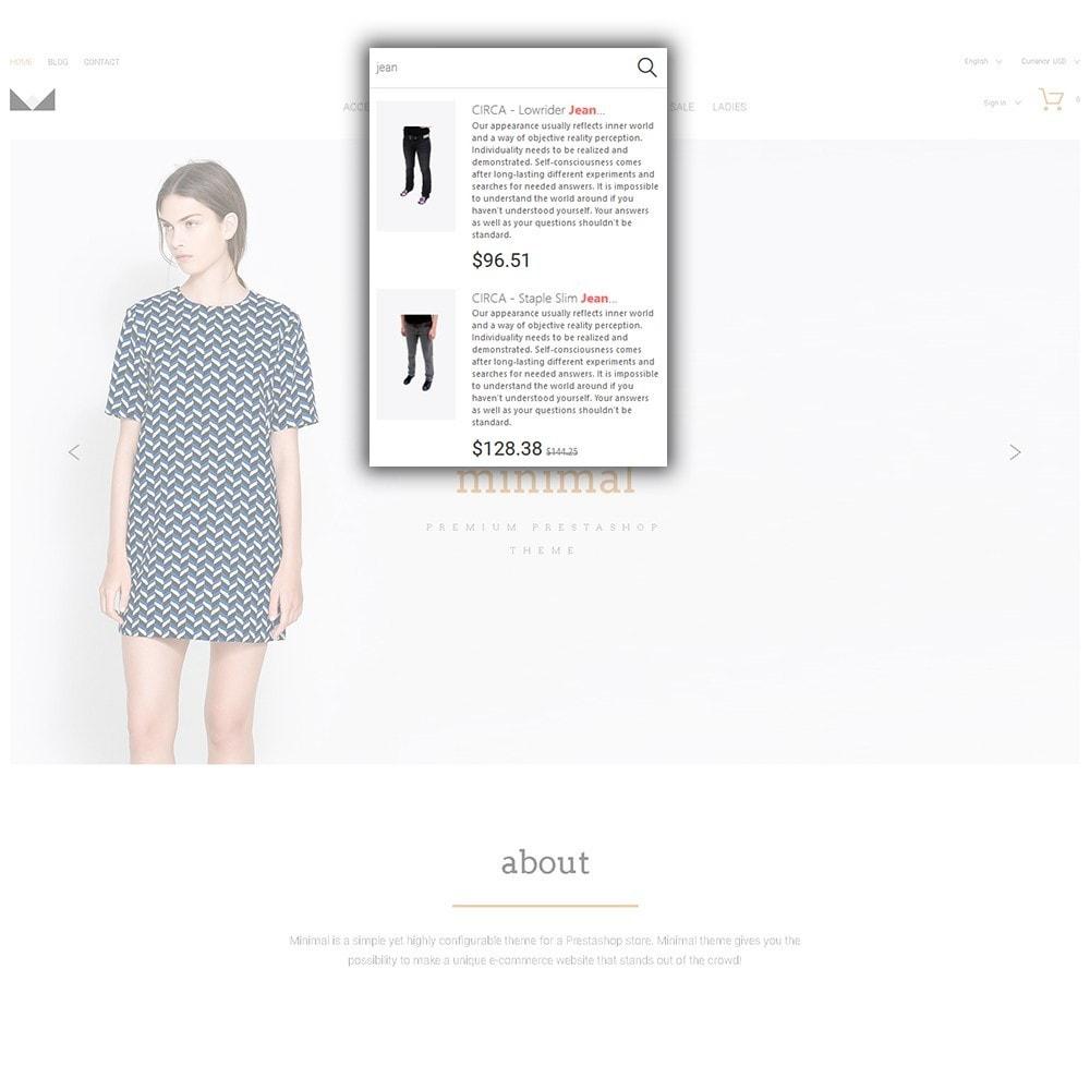 theme - Mode & Schuhe - Minimal - 6