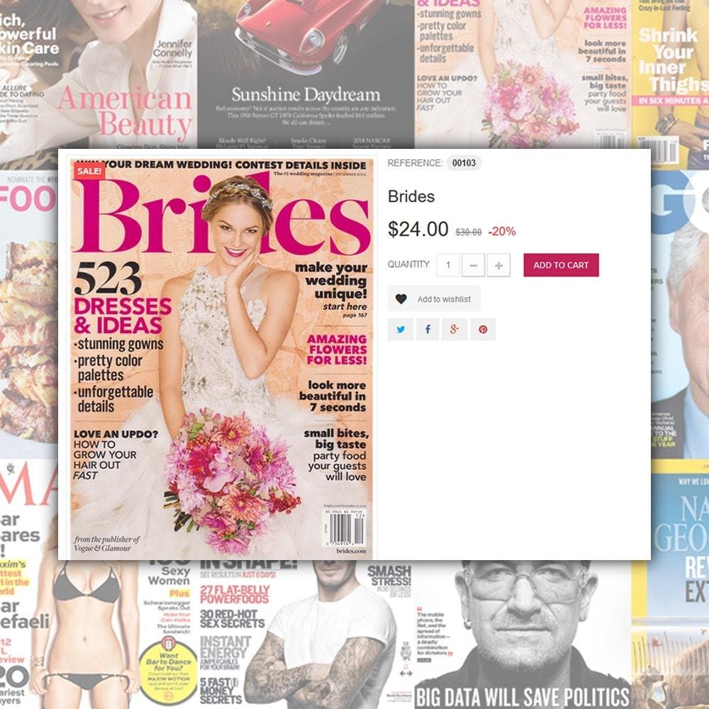 theme - Casa & Giardino - Magazine - Editori di Riviste - 4