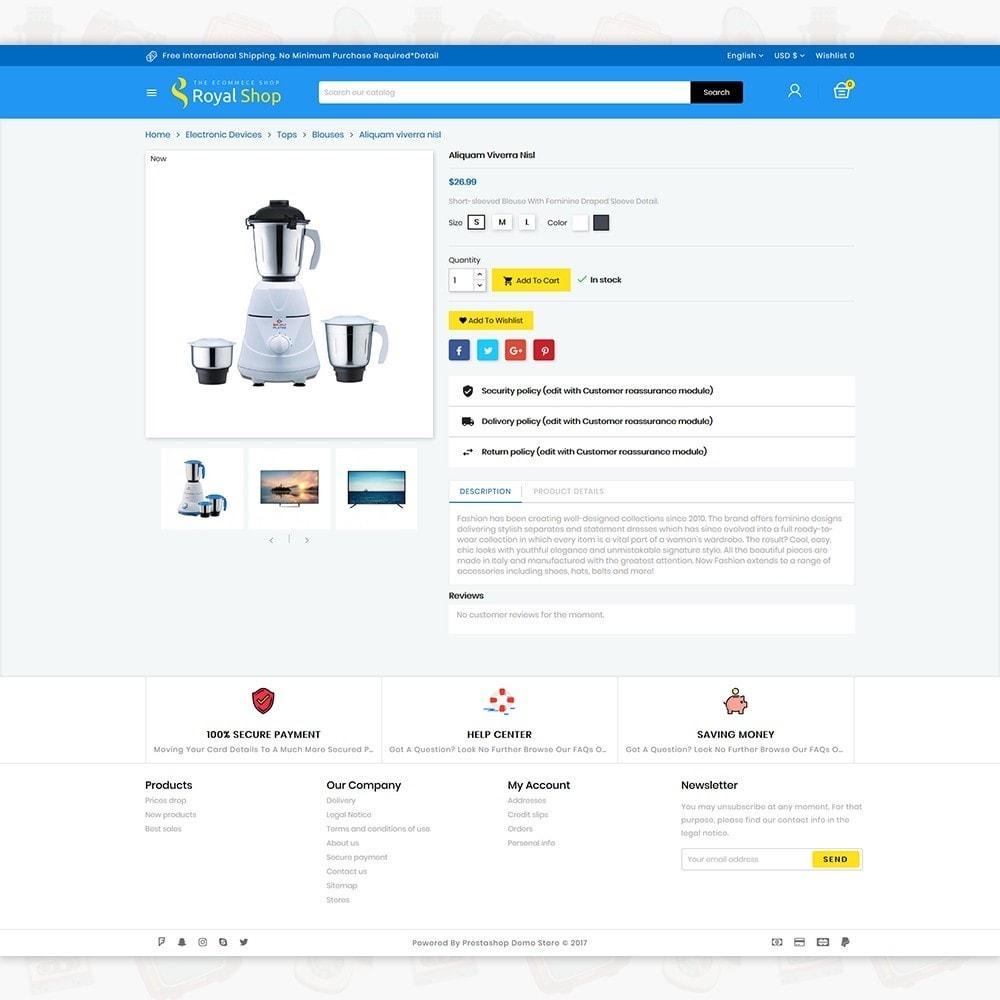 theme - Elektronik & High Tech - Royal Shop - The Ecommerce Shop - 5