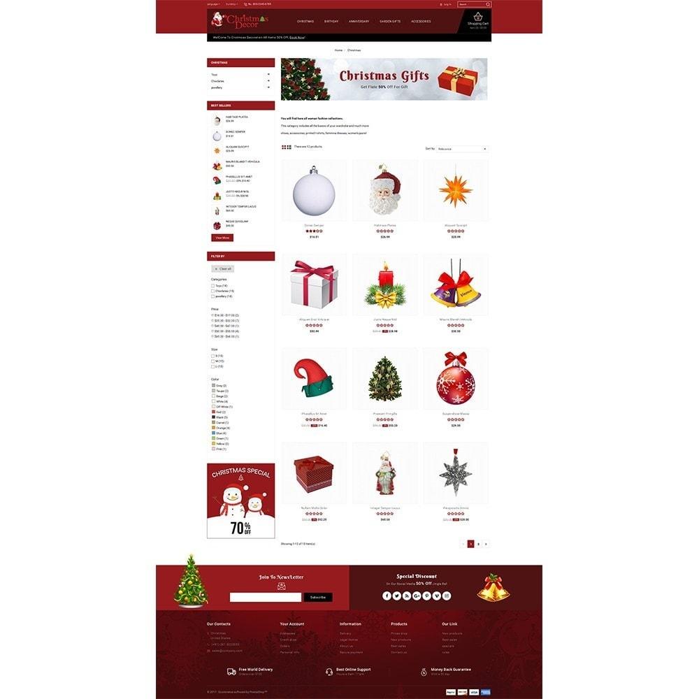 theme - Подарки, Цветы и праздничные товары - Christmas Store - 3
