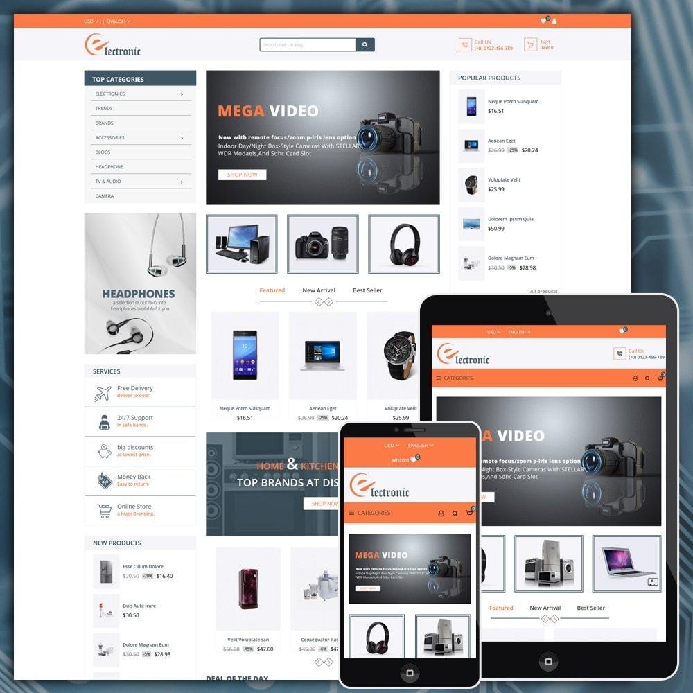 theme - Electronique & High Tech - Electronics Shop - 1