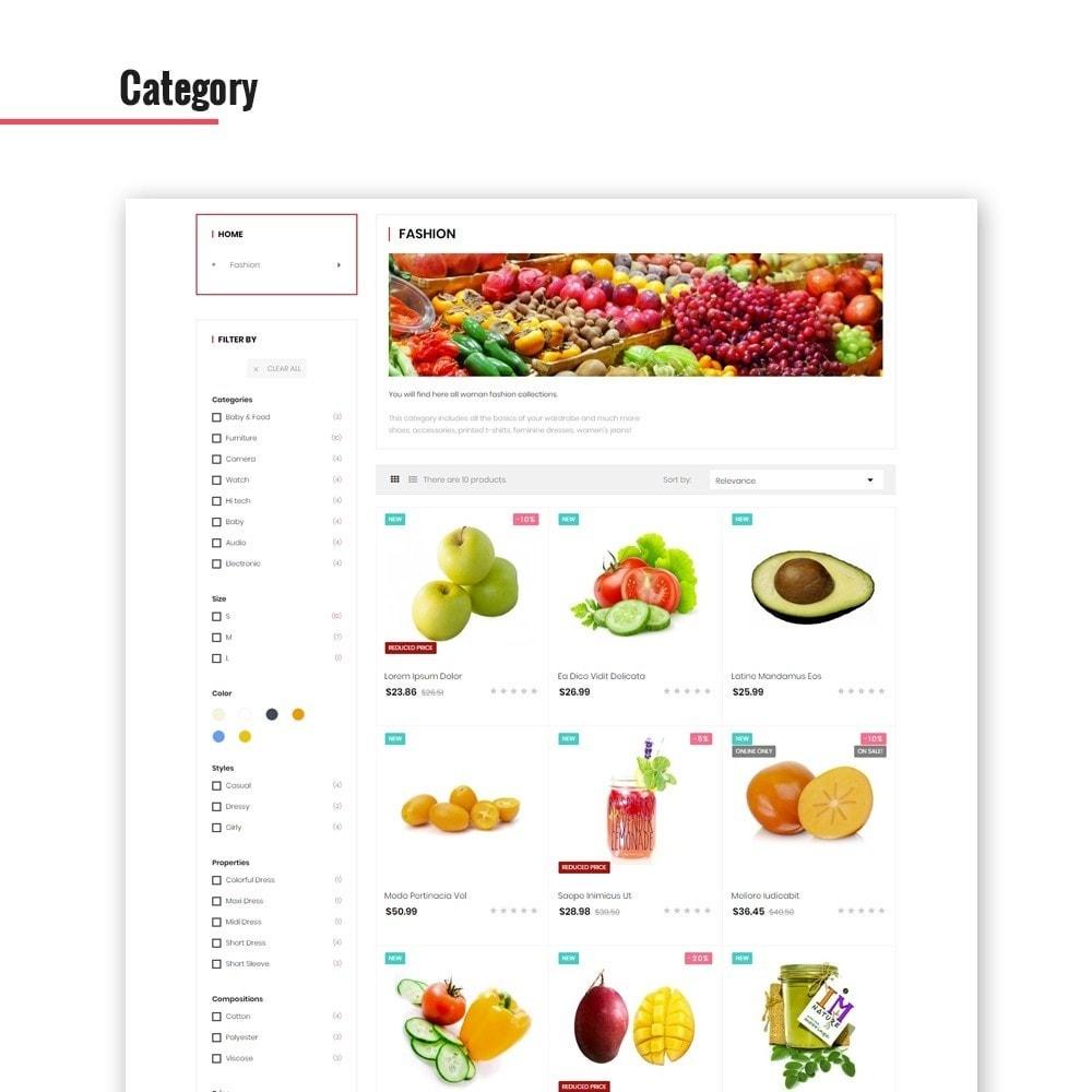 theme - Lebensmittel & Restaurants - Leo Foodaholic - 5