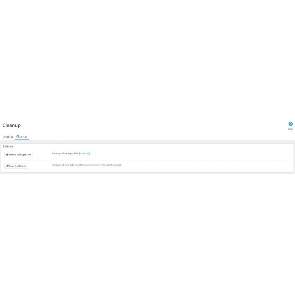 module - Migration de Données & Sauvegarde - Smart Backup - 9