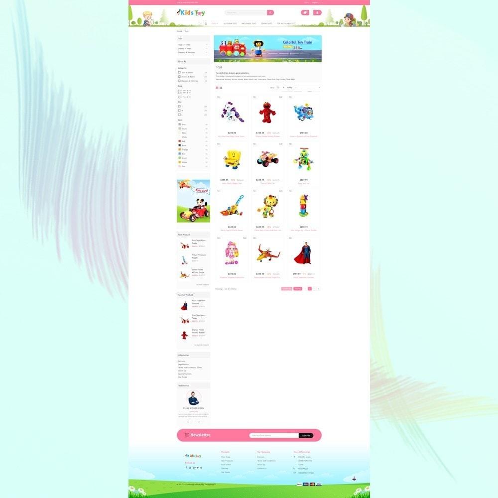 theme - Kinder & Spielzeug - Enjoy - Kids Toy Store - 3