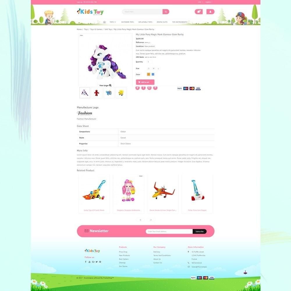 theme - Kinder & Spielzeug - Enjoy - Kids Toy Store - 4
