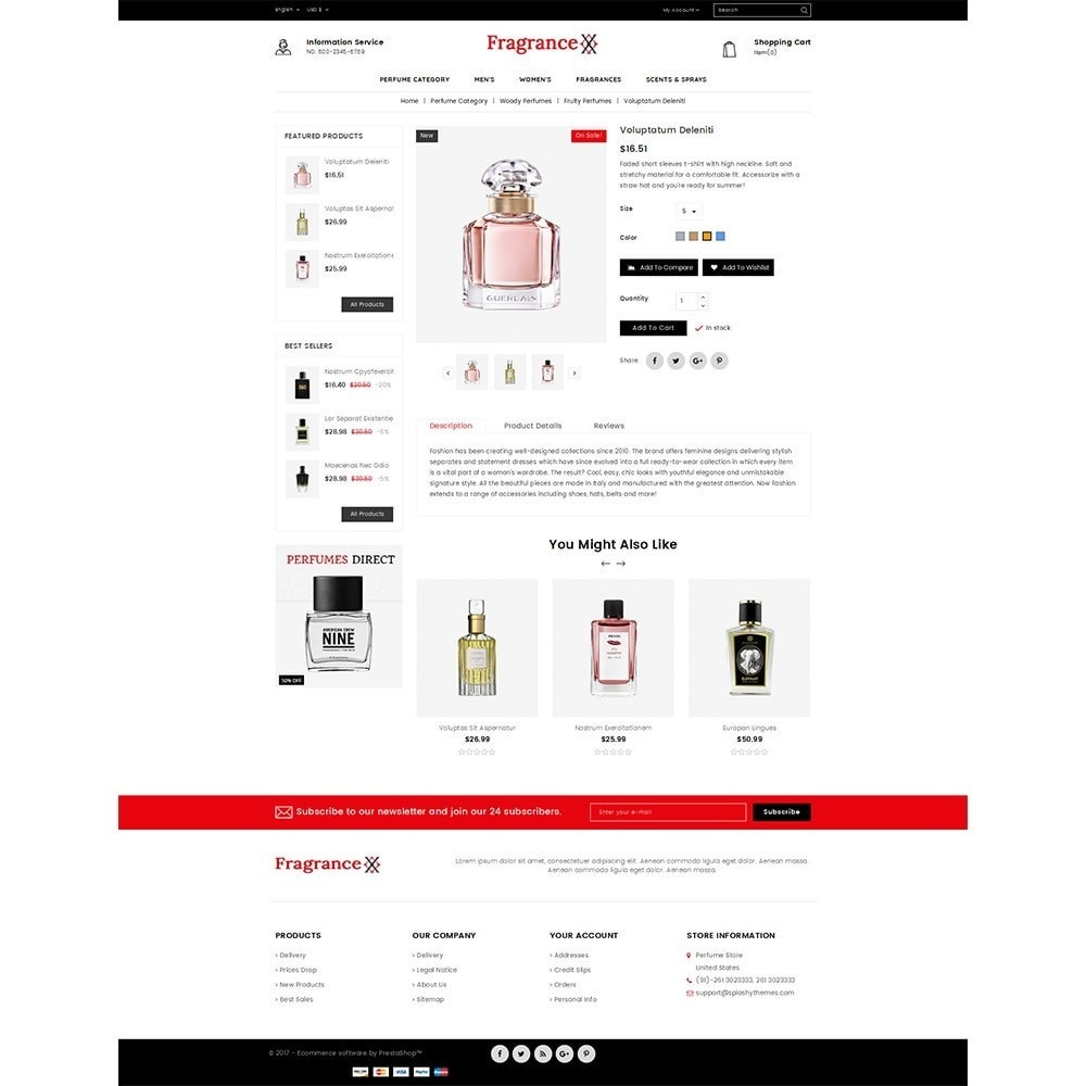 theme - Salute & Bellezza - Fragrance Store - 5