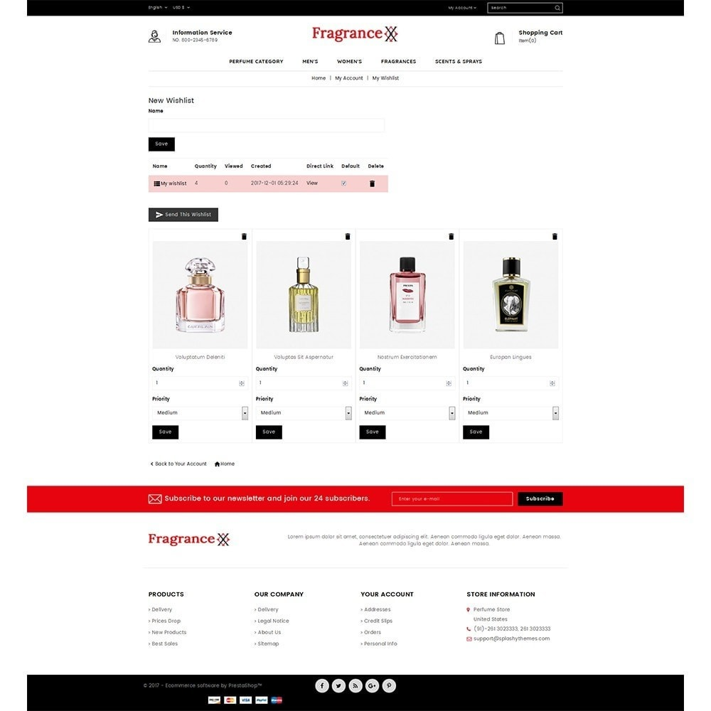 theme - Salute & Bellezza - Fragrance Store - 10