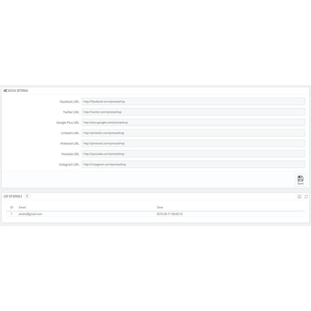 module - Personalización de la página - Mantenimiento Pro - Próximas páginas con cuenta - 4