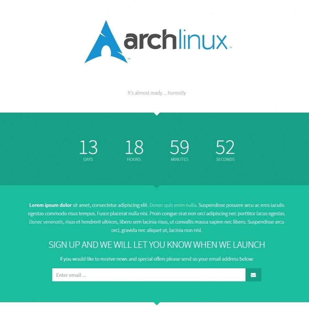 module - Personalização de página - Maintenance Pro - Wkrótce strony z odliczaniem - 5