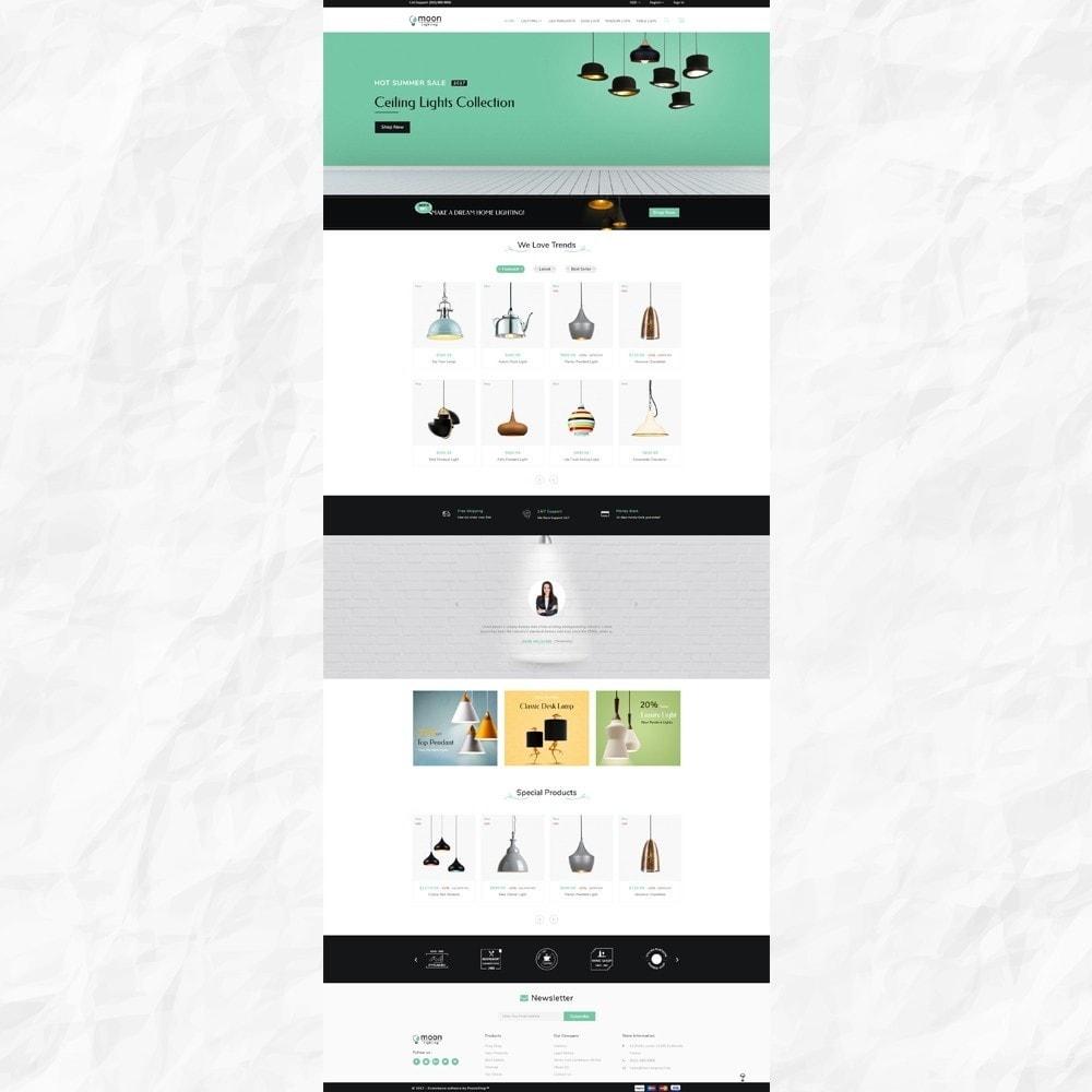 theme - Dom & Ogród - Moon Light Decor Shop - 3