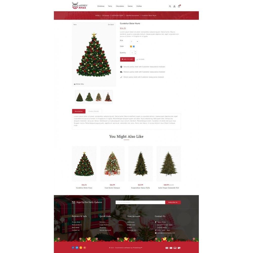 theme - Regali, Fiori & Feste - Merry XMAS - Gifts & Flowers Store - 5