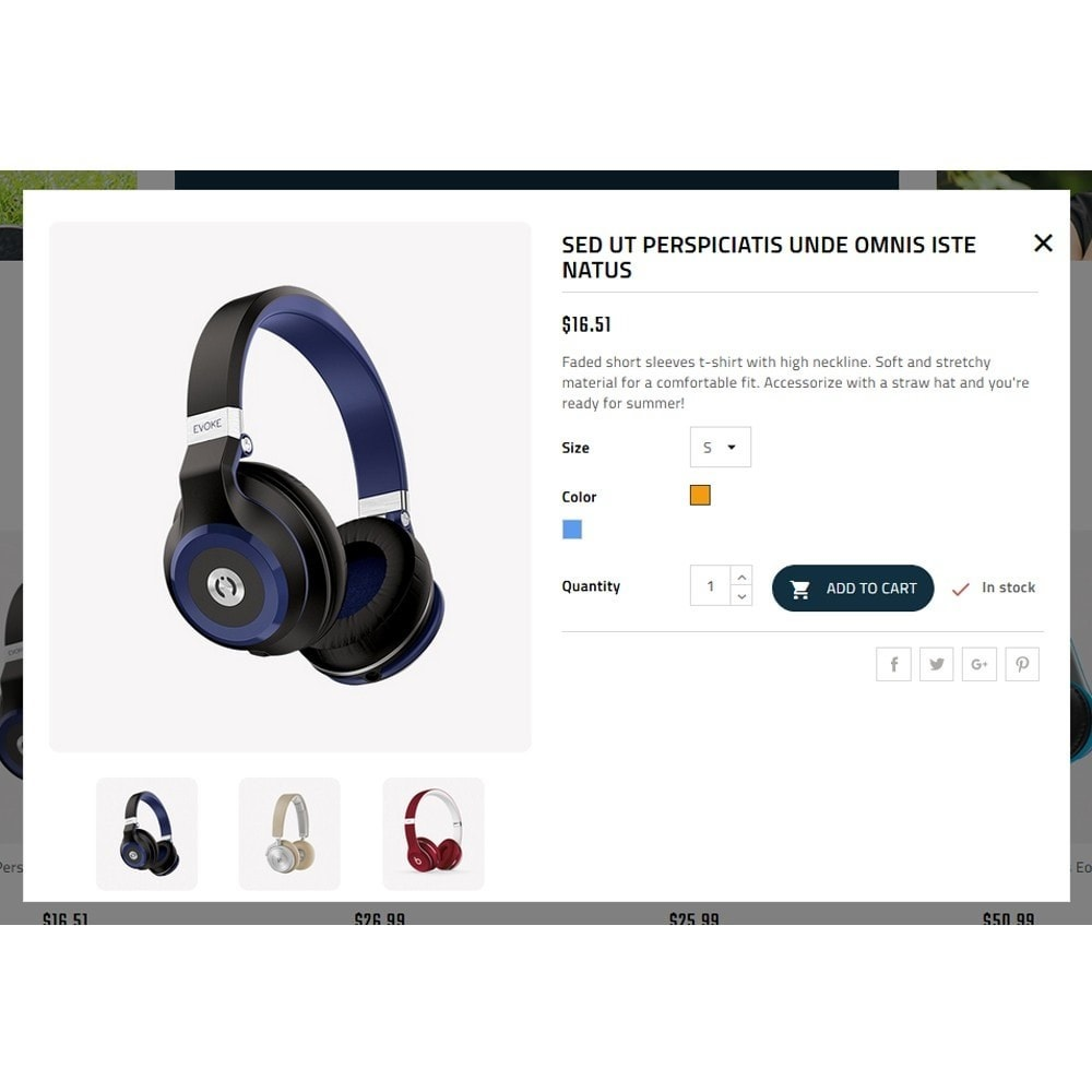 theme - Elettronica & High Tech - Earphones Store - 7