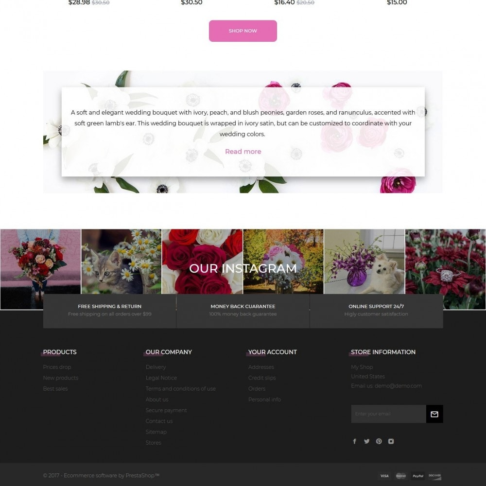 theme - Gifts, Flowers & Celebrations - Verlena - 5