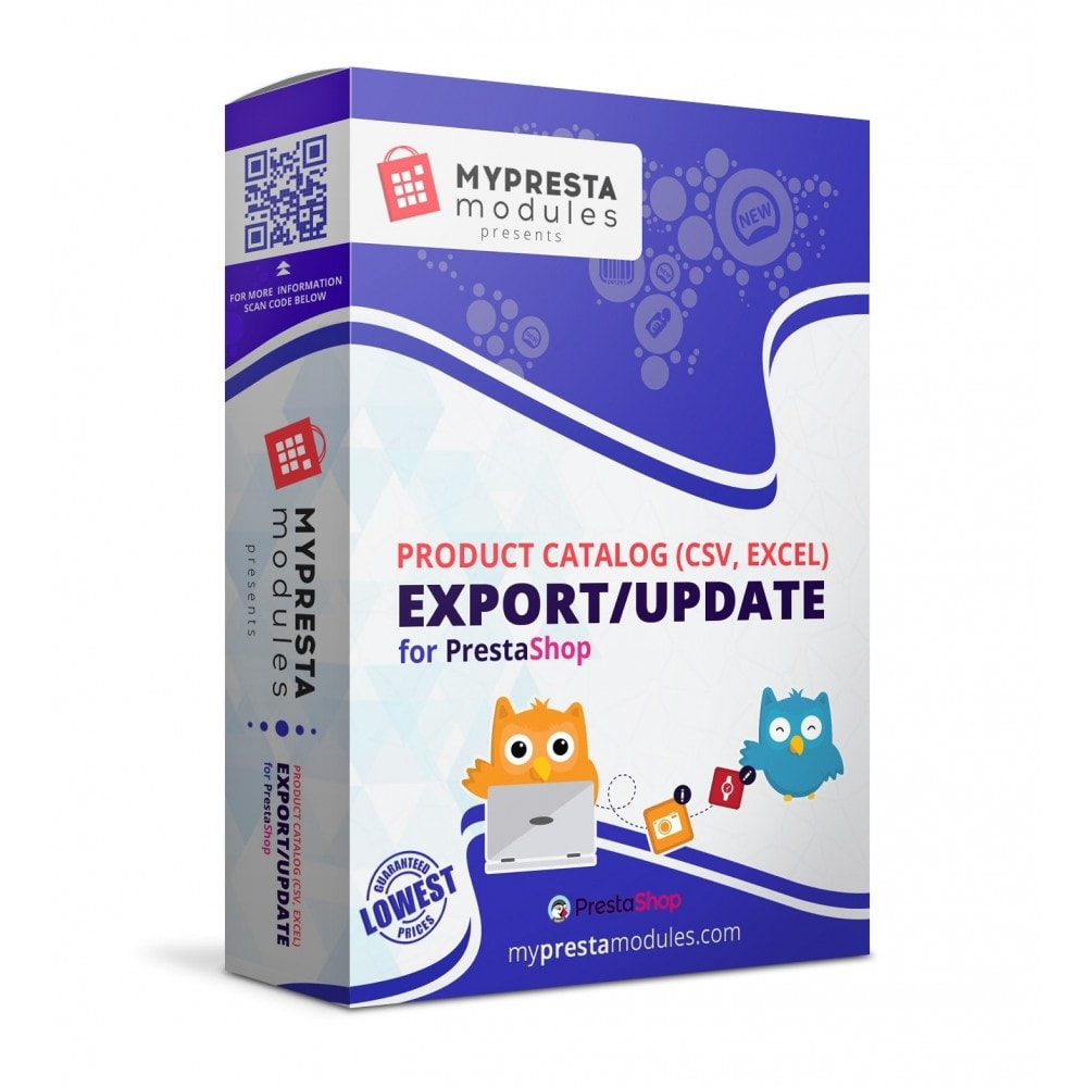 bundle - Daten Im-&Export - Product Catalog Import/Export Pack - 1