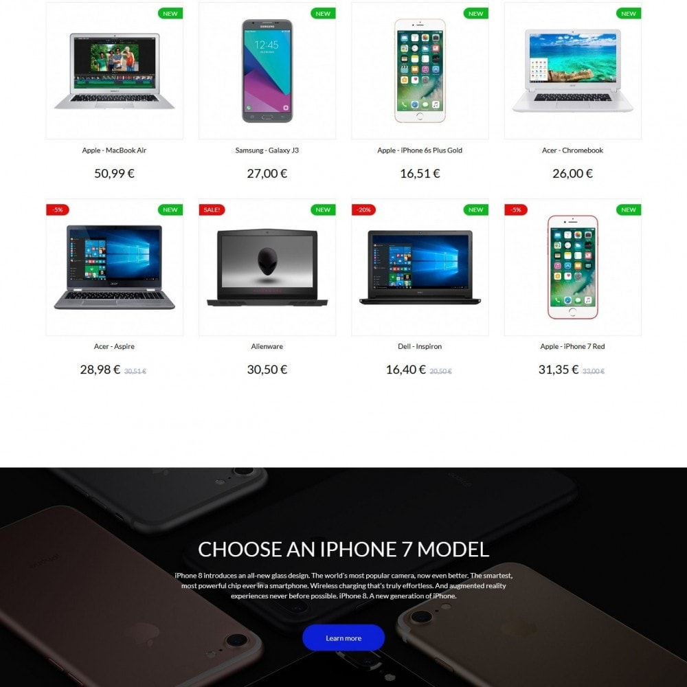 theme - Electronique & High Tech - Bullard - High-tech Shop - 3