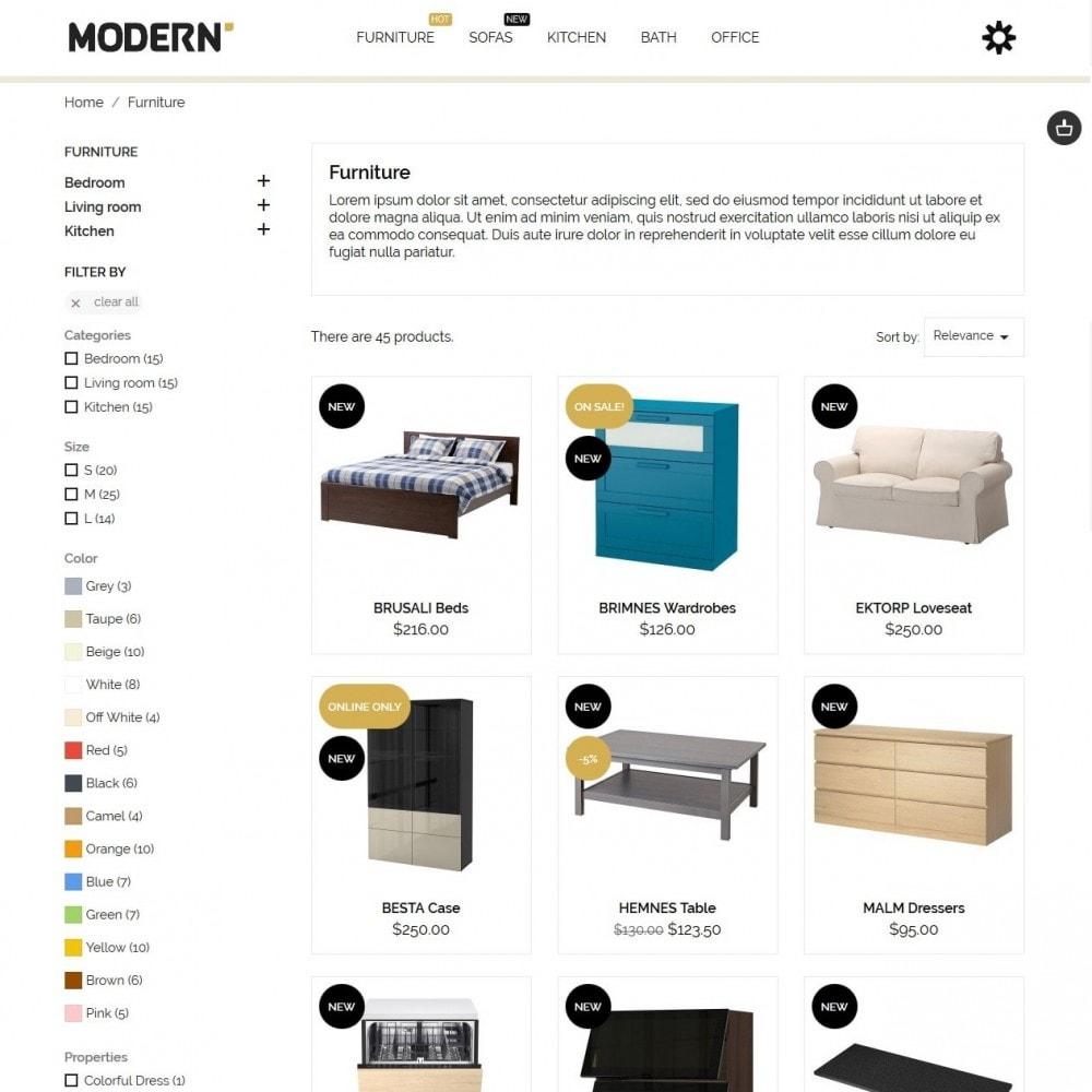 theme - Maison & Jardin - Modern - 6