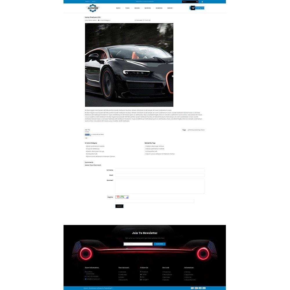 theme - Авто и Мото - Autopro Store - 6