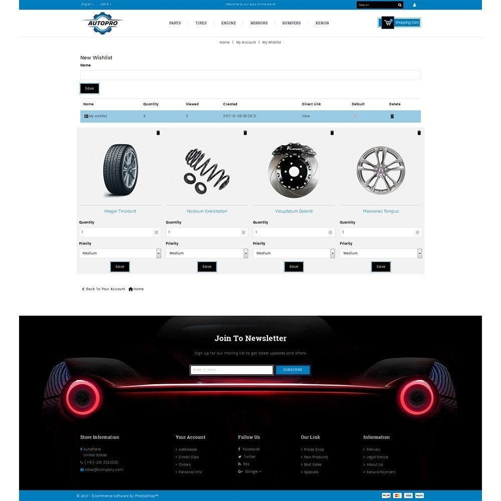 theme - Coches y Motos - Autopro Store - 10