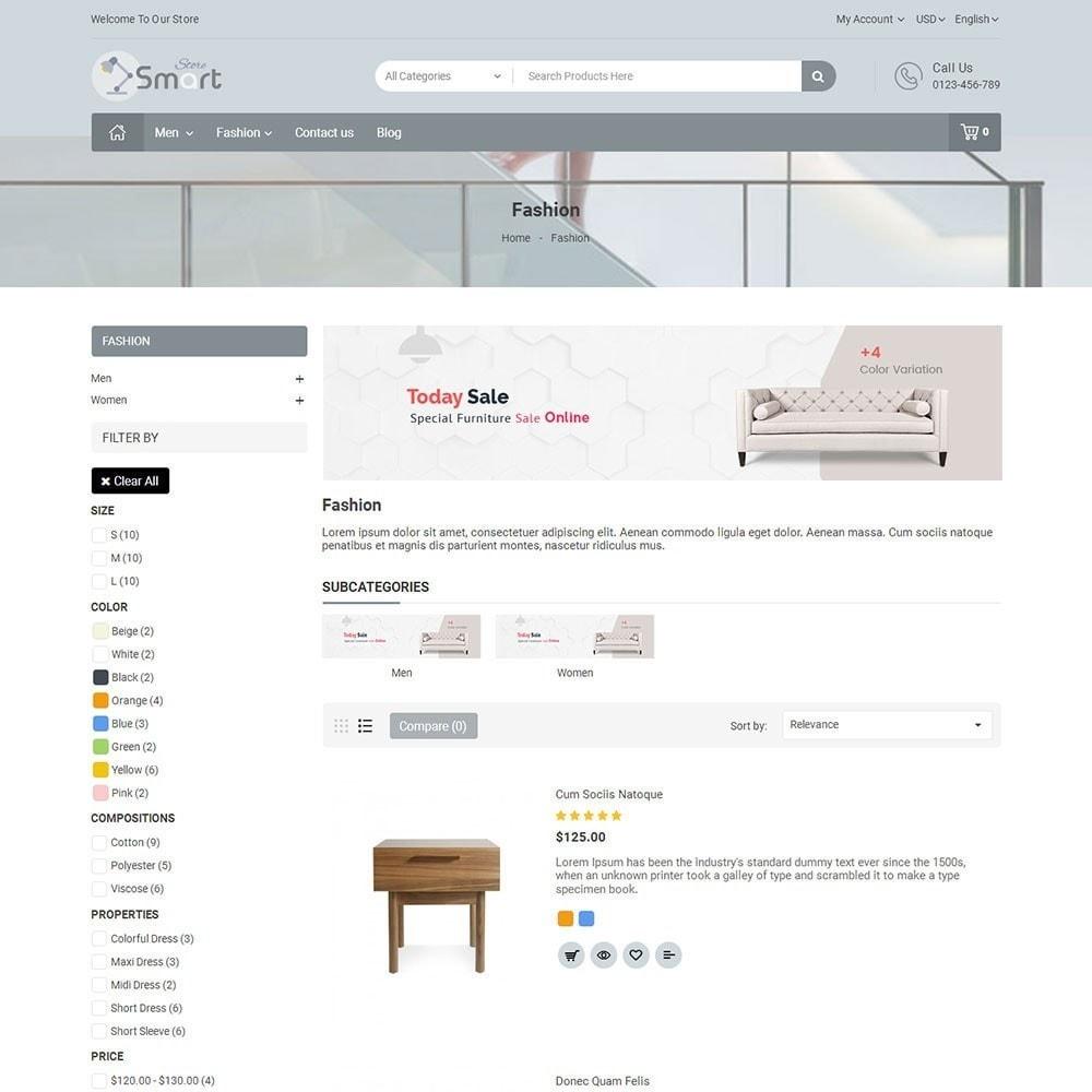 theme - Home & Garden - Furniture Smart Store - 3