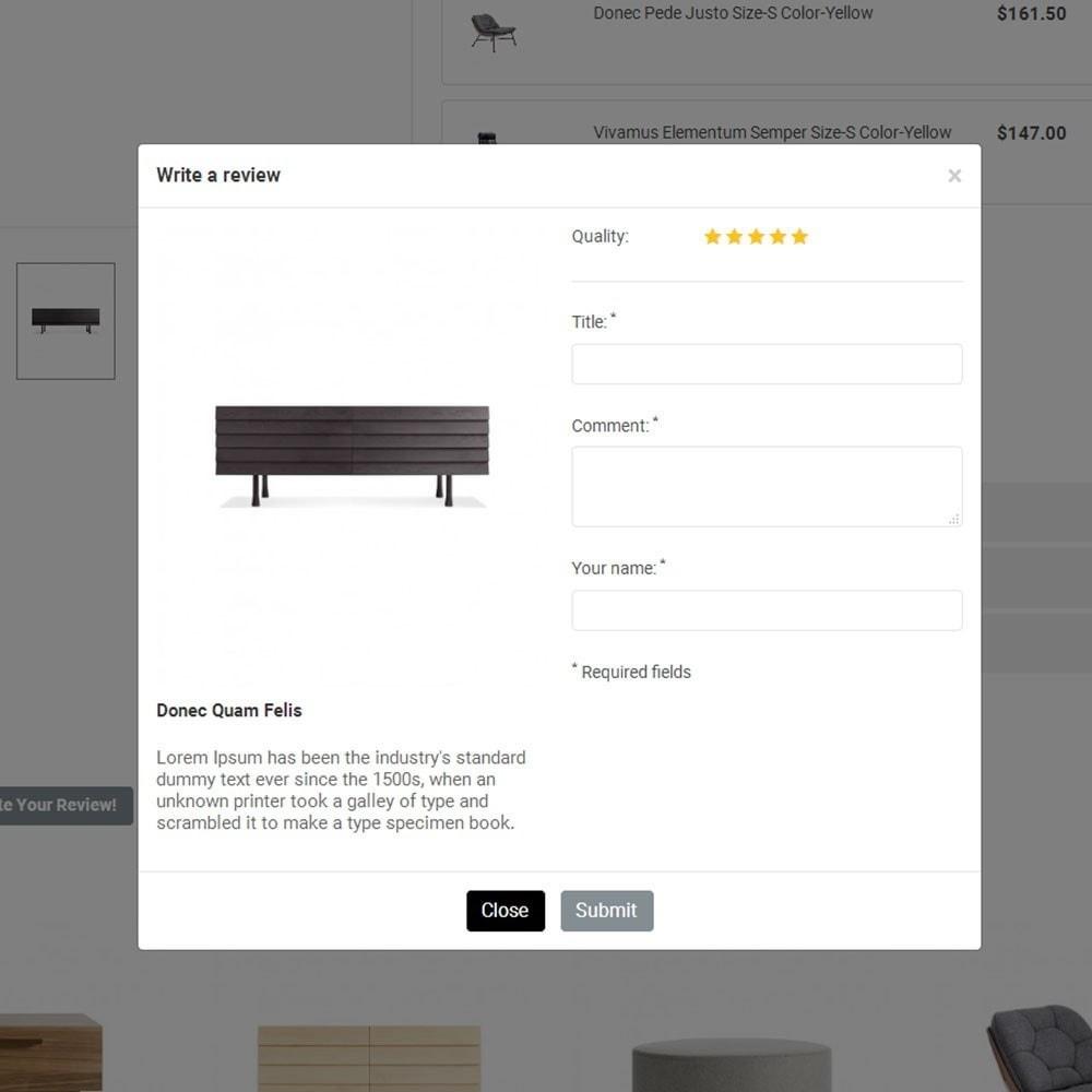 theme - Home & Garden - Furniture Smart Store - 6