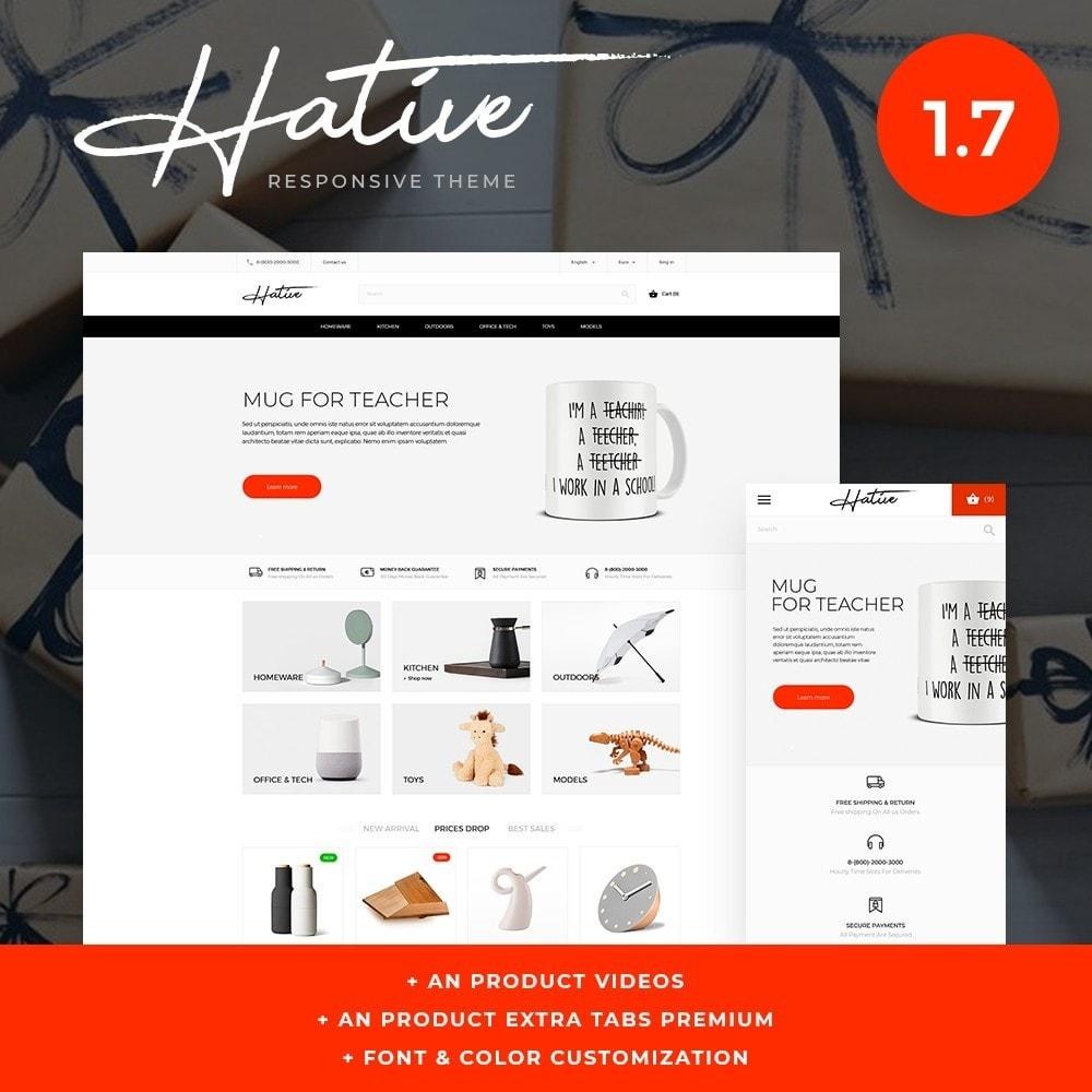 theme - Huis & Buitenleven - Hative - 1