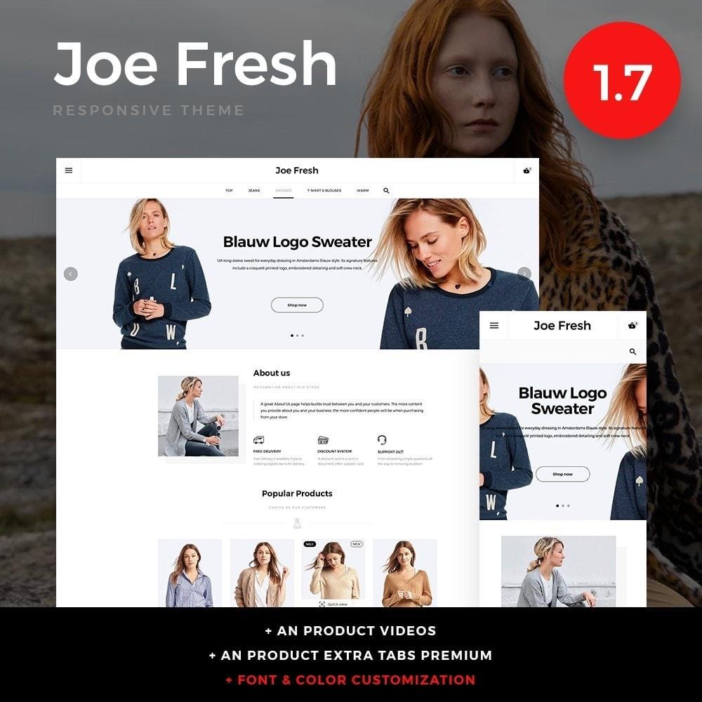 theme - Mode & Chaussures - Joe Fresh Fashion Store - 1