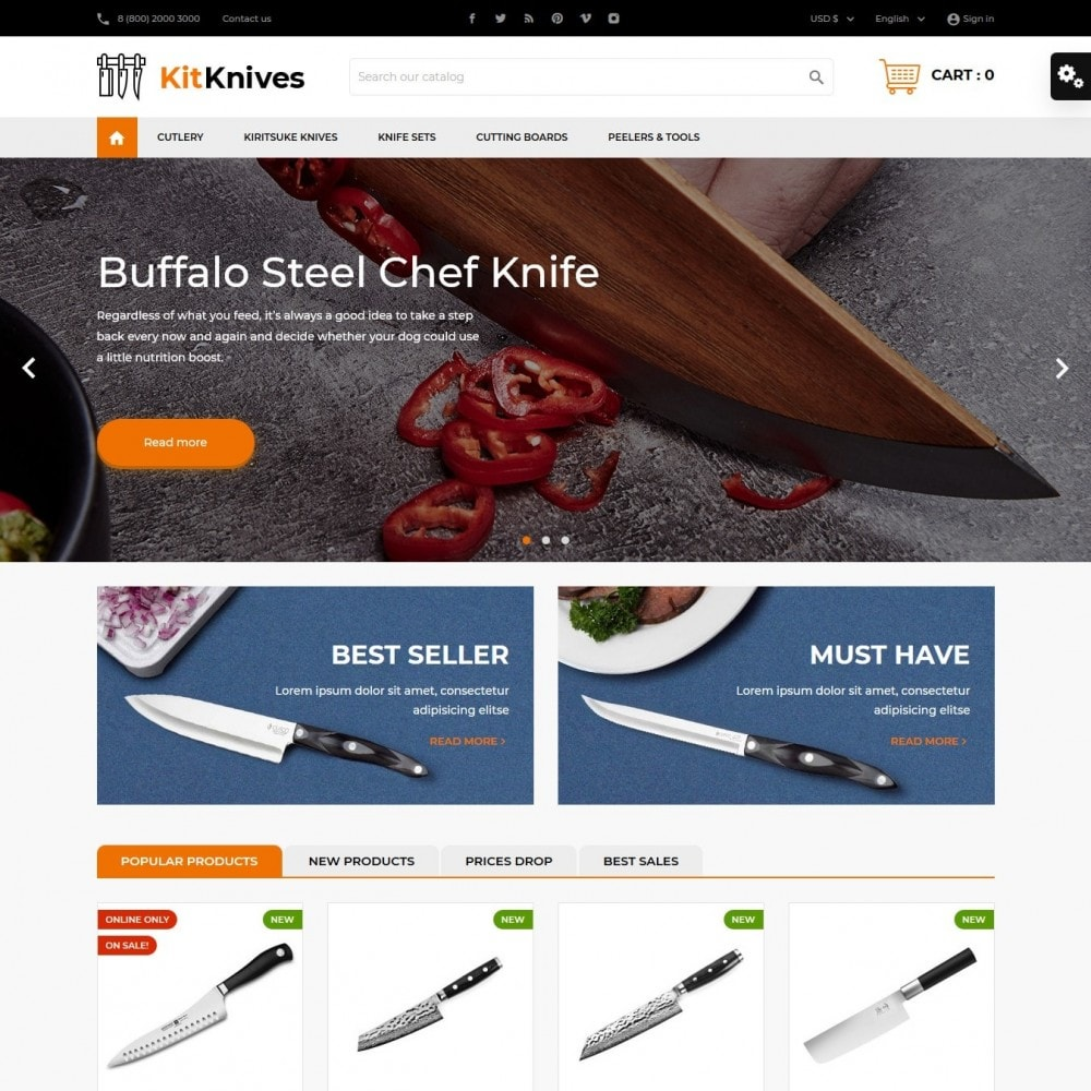 theme - Huis & Buitenleven - KitKnifes - 2