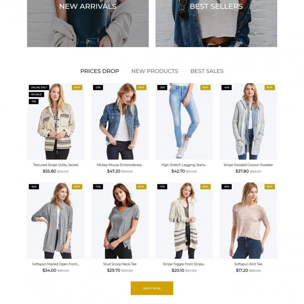 theme - Mode & Schoenen - Nostra Fashion Store - 4