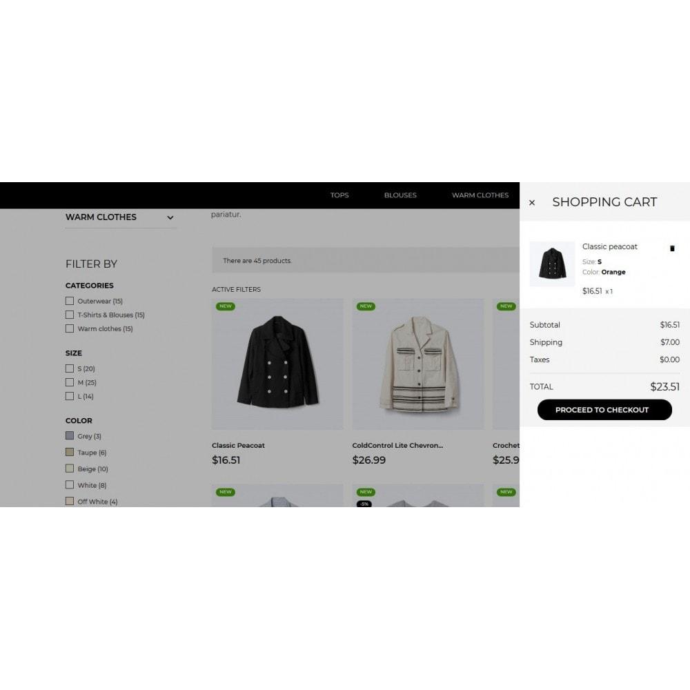 theme - Moda y Calzado - Cupshe Fashion Store - 3