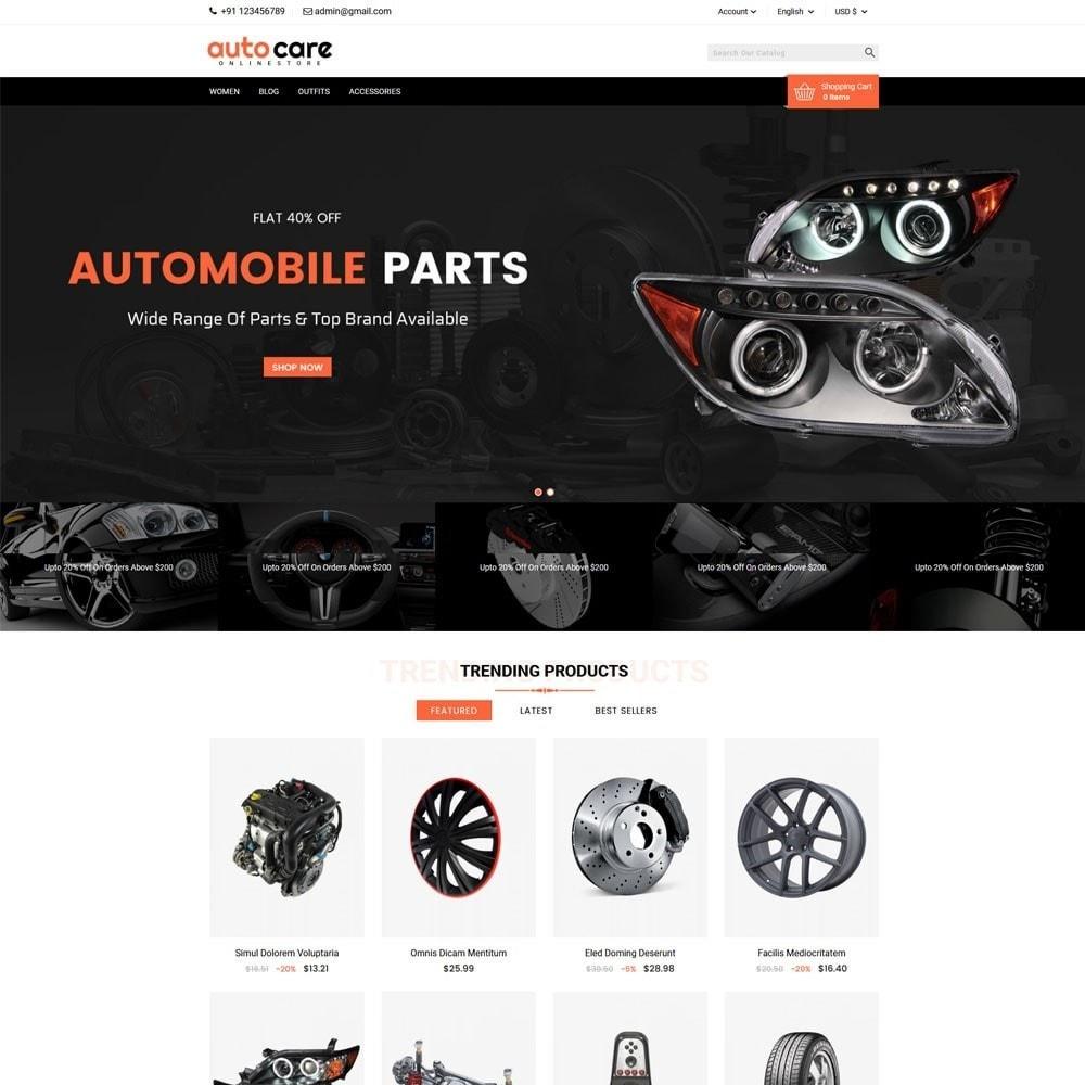 theme - Auto & Moto - Auto Care - 2