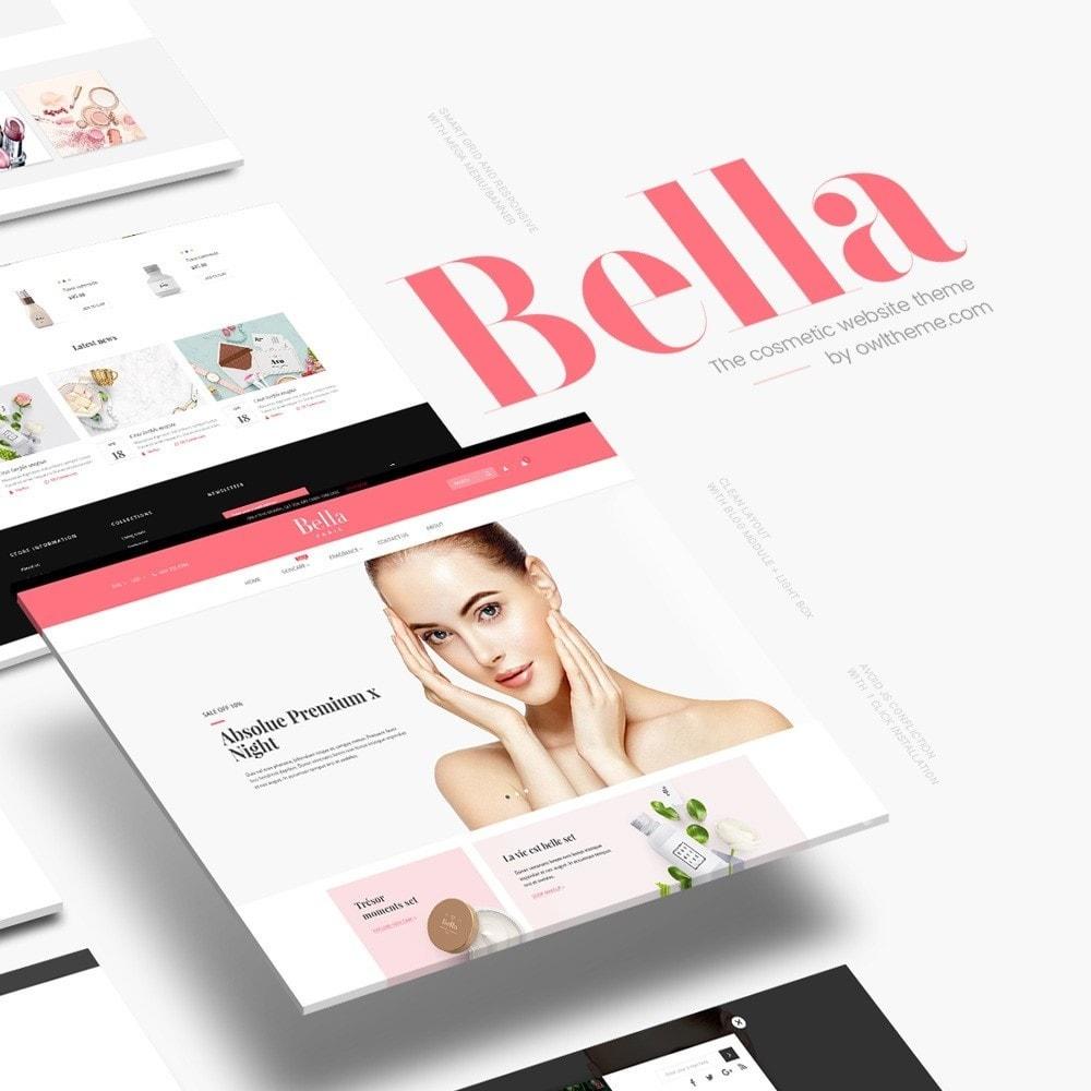 theme - Ювелирные изделия и Аксессуары - Bella Cosmetic - 1