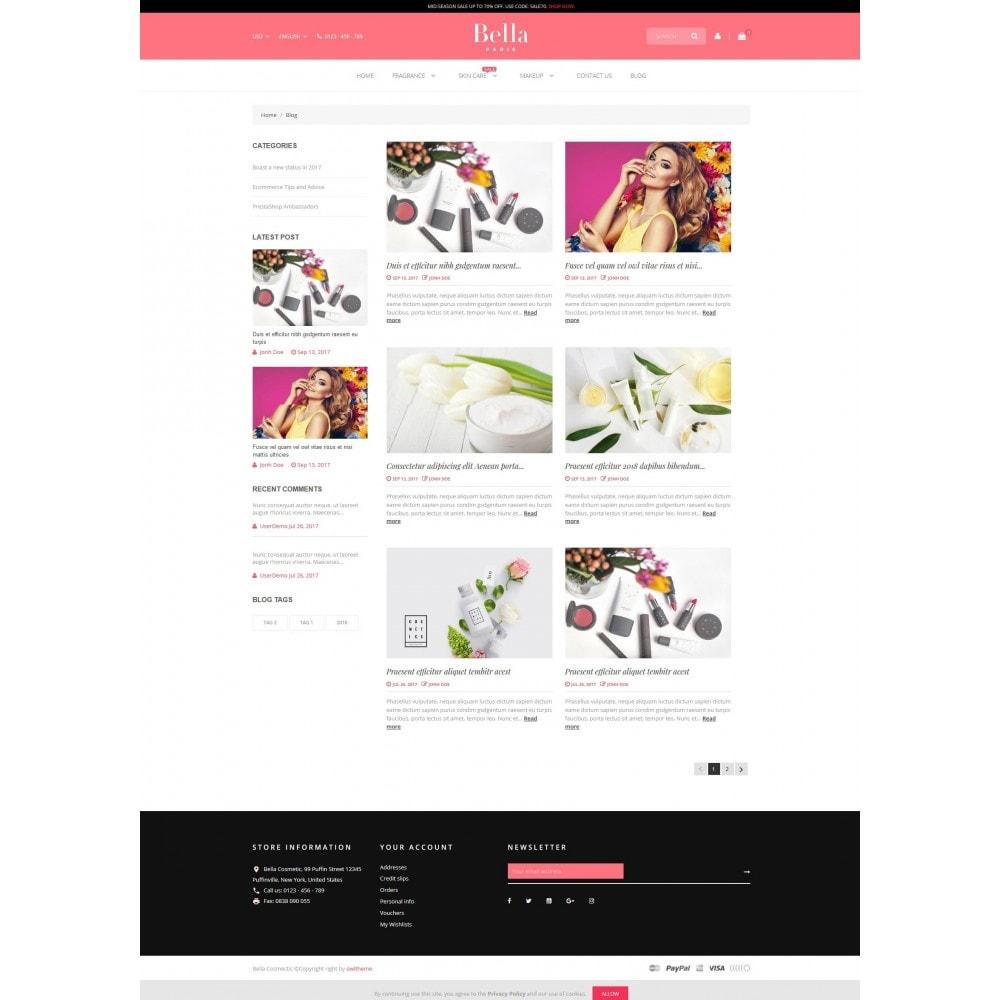 theme - Ювелирные изделия и Аксессуары - Bella Cosmetic - 5