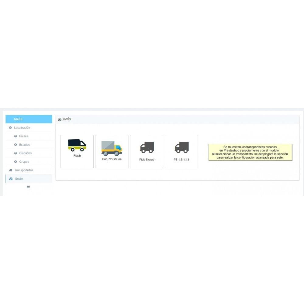 module - Transportistas - Shipping Configurator Pro | Transportes avanzados - 7