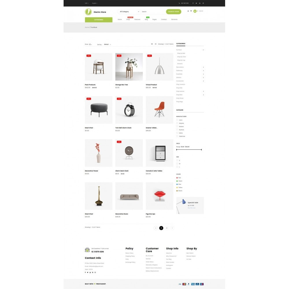 theme - Elektronik & High Tech - Digital Store - 6