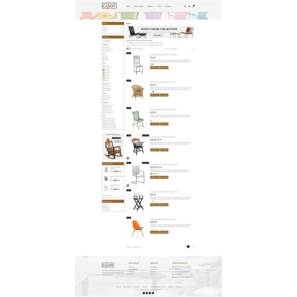 theme - Casa & Jardins - Chair Store - 4
