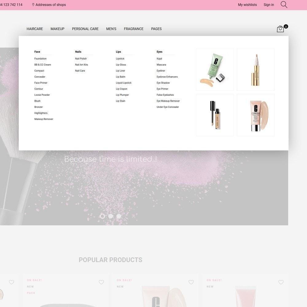 theme - Gezondheid & Schoonheid - Star Cosmetic - 6