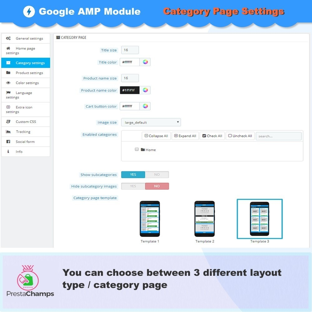 module - Wydajnośc strony - PROFESSIONAL AMP PAGES - ACCELERATED MOBILE PAGES - 11