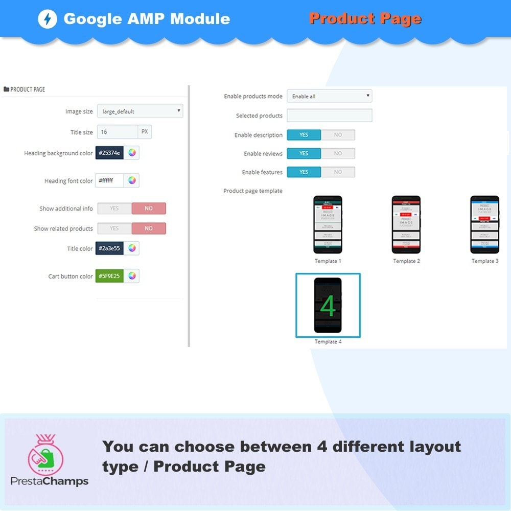 module - Wydajnośc strony - PROFESSIONAL AMP PAGES - ACCELERATED MOBILE PAGES - 12