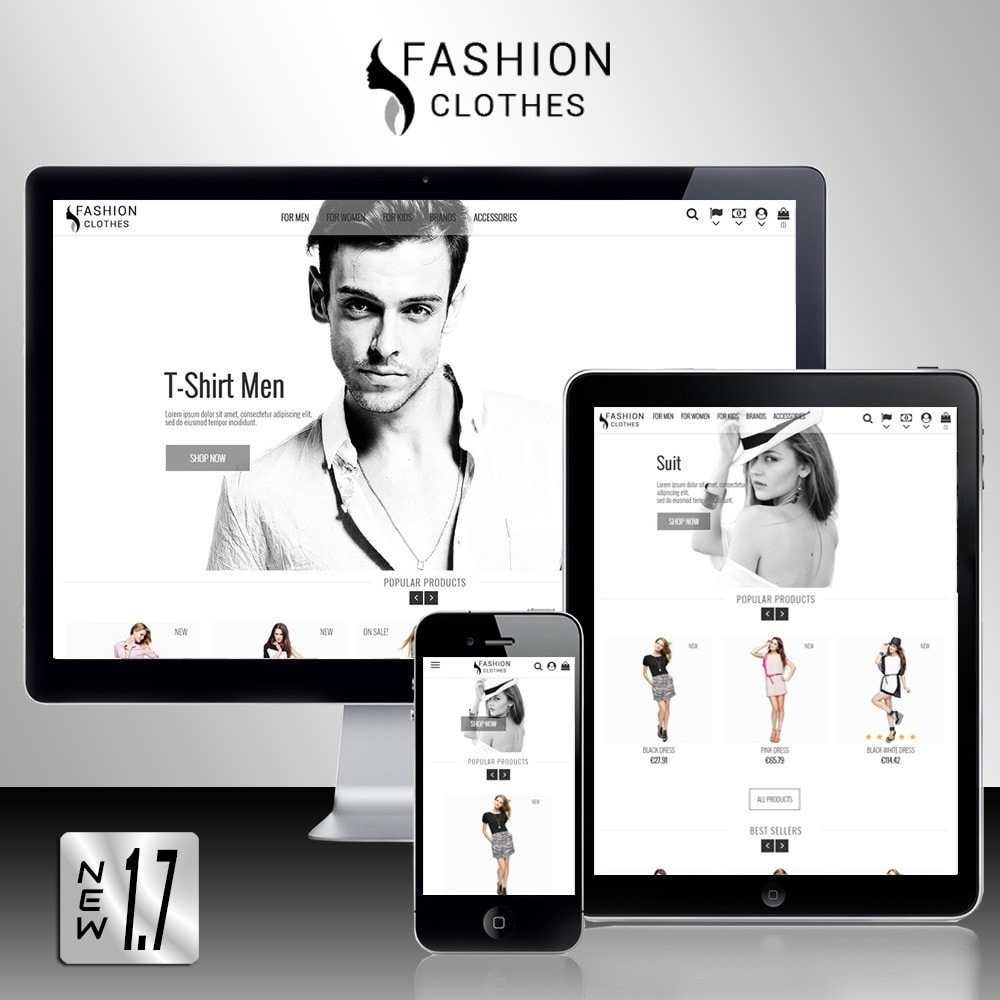 theme - Mode & Chaussures - Fashion Clothes - 1