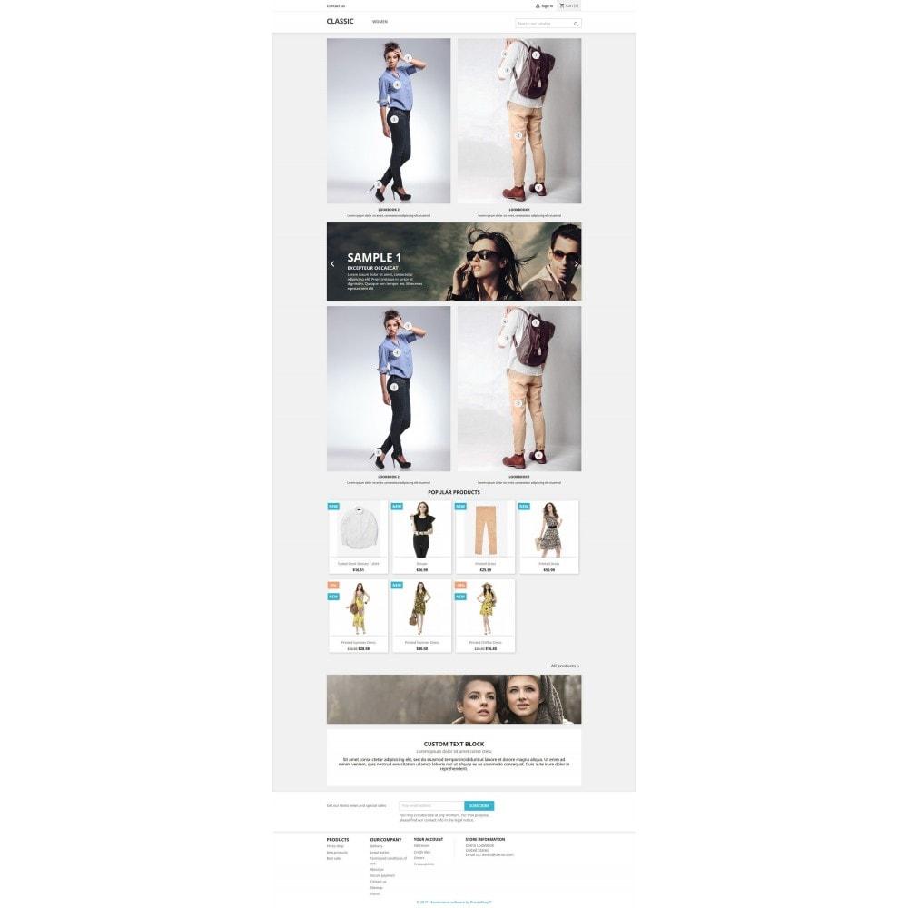 module - Visuels des produits - Lookbook - Homepage Lookbook For Prestashop 1.6 & 1.7 - 3