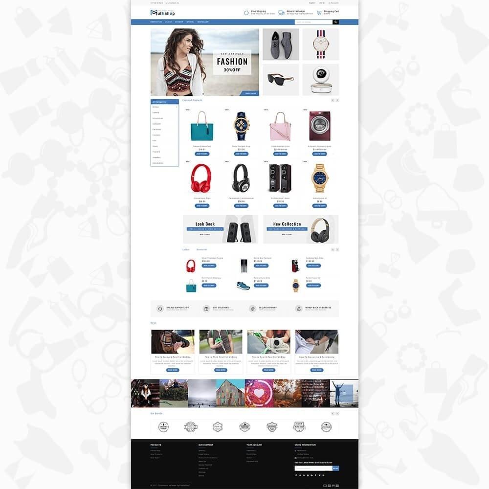 theme - Electronique & High Tech - Multishop - The Best Shop - 2
